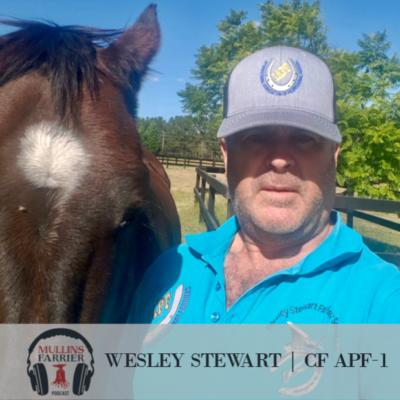 Wesley Stewart CF APF-1
