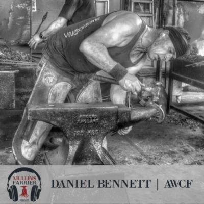 Daniel Bennett AWCF