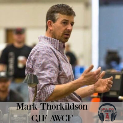Mark Thorkildson CJF AWCF