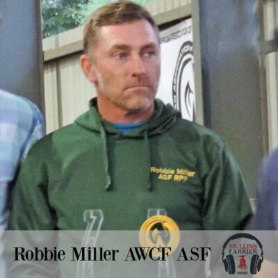 Robbie Miller AWCF ASF